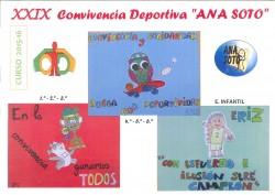 XXIX Convivencia Deportiva Ana Soto