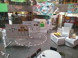 IX EXPOSICIÓN CREATIVA-ANIMACIÓN A LA LECTURA