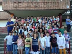 ACTO ACADÉMICO FIN DE CURSO - 6º DE PRIMARIA - 19 DE JUNIO - 19 H
