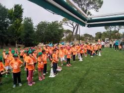 XXX  CONVIVENCIA DEPORTIVA  2017    DE 1º, 2º Y 3º