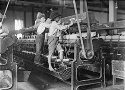¿ Qué pasó en la Revolución Industrial?