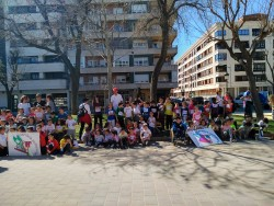 Carrera Solidaria 2017
