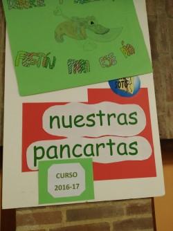 Exposición de Pancartas