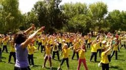 Baile de la XXXII CONVIVENCIA DEPORTIVA ANA SOTO 4º-5º-6º